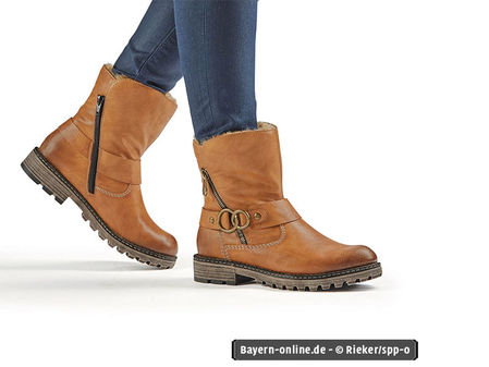 fashion by Rieker Herbst-Winter 2016-2017-Schuhkollektion für Damen