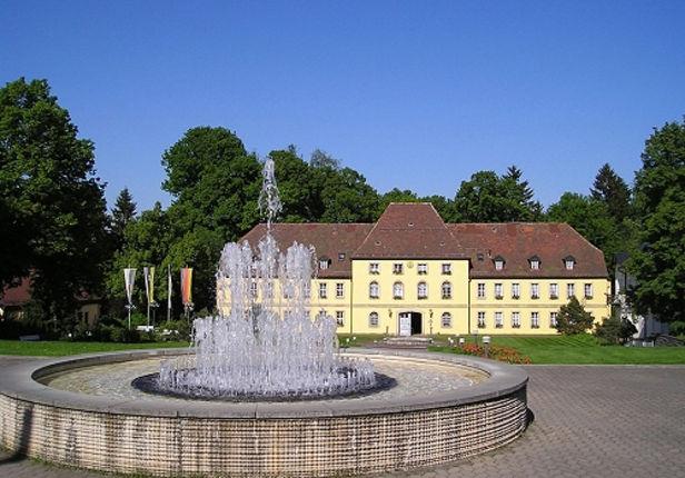 Hotel Bad Alexandersbad Fichtelgebirge